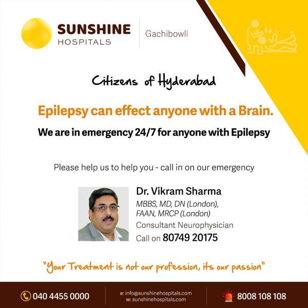Epilepsy Treatment in Hyderabad