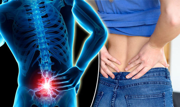Back pain causes and treatment